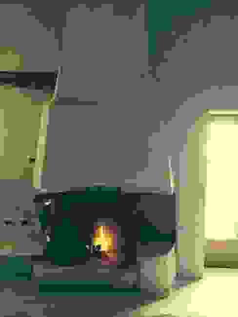 Progetto Studio Tecnico di Ingegneria e Architettura Dott. Ingegner Emanuele S. Muzzu Modern living room