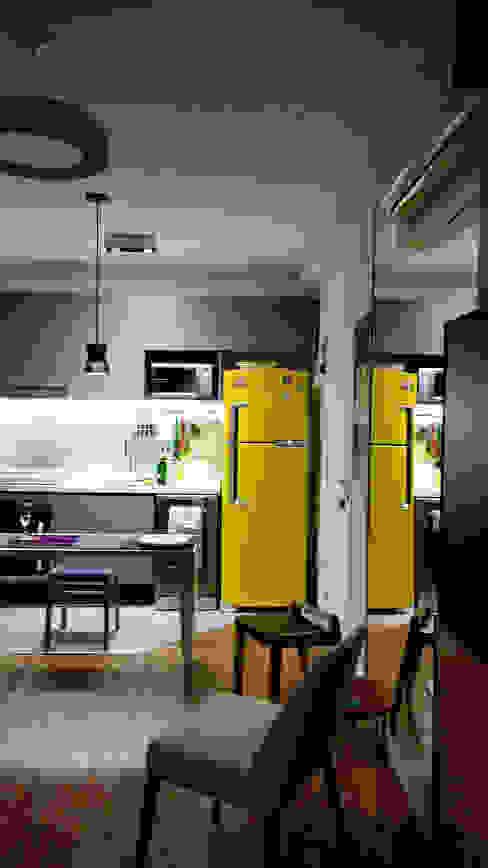 Cuisine moderne par LUB Arquitetura - Luiza Bassani Moderne