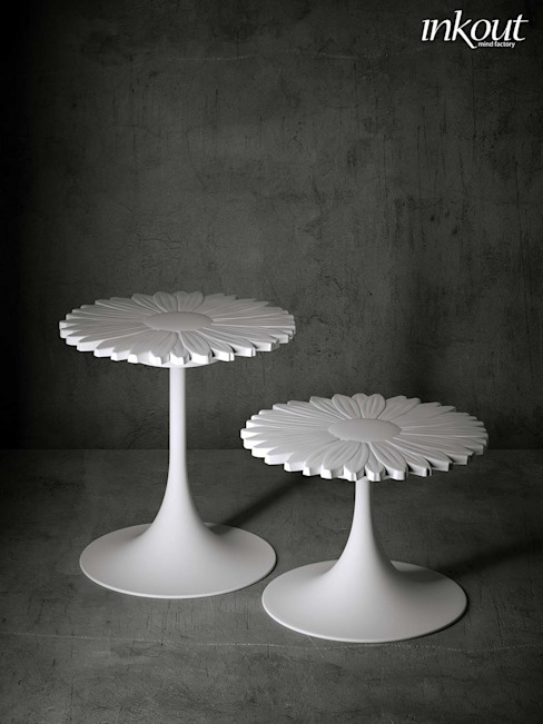 Inkout srl HouseholdAccessories & decoration Plastic White