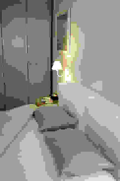 Camera da letto tea.rchitettura Camera da letto minimalista