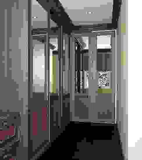 Дом в вьетнамском стиле Гардеробная в азиатском стиле от Студия дизайна 'New Art' Азиатский