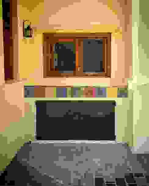 Interiorismo en Santa Bárbara: Jardines de estilo  por CLC Arquitectura & Diseño de Interiores