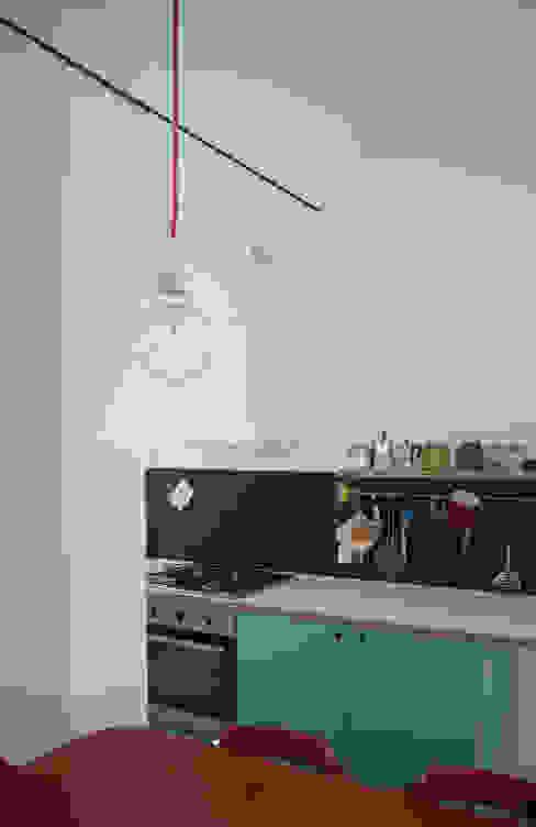 Atelier delle Verdure Кухня Бірюза