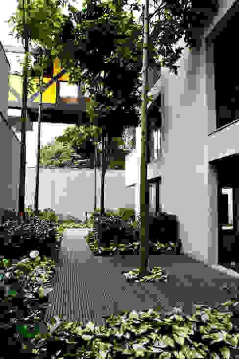 Bruxelas Jardines de estilo moderno de Camila Vicari Arquitetura da Paisagem Moderno