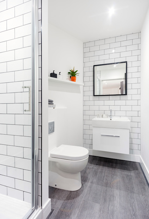 Studio Living by WN Interiors Salle de bain moderne par WN Interiors Moderne