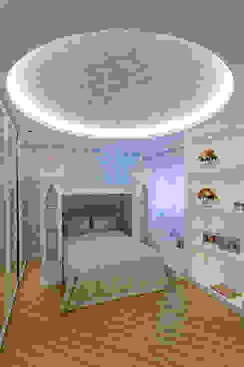 غرفة الاطفال تنفيذ Designer de Interiores e Paisagista Iara Kílaris, حداثي MDF