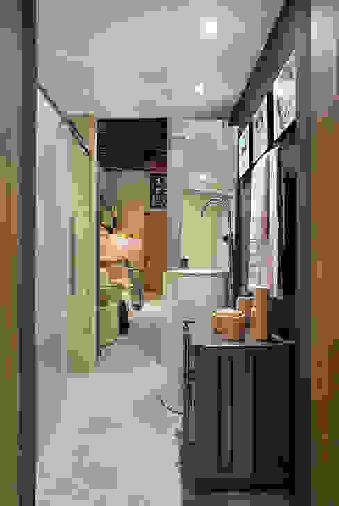 Paula Werneck Arquitetura Salle de bain moderne