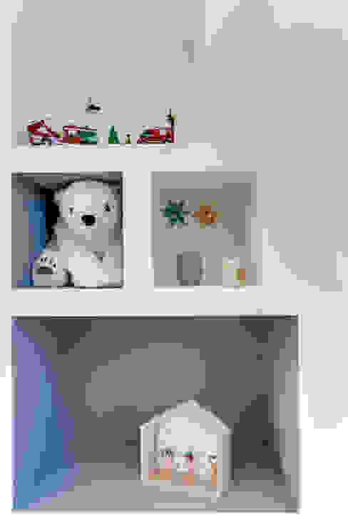 غرفة الاطفال تنفيذ Transition Interior Design , حداثي