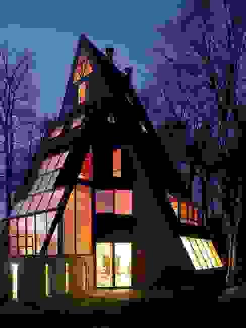 Maisons modernes par Vektor arquitek Moderne