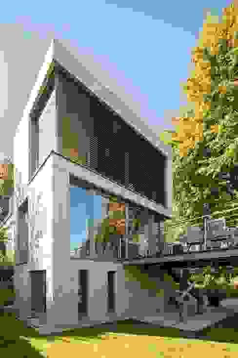 Sichtbetonfassade Ausgefallene Häuser von Betont - Design aus Beton Ausgefallen Beton