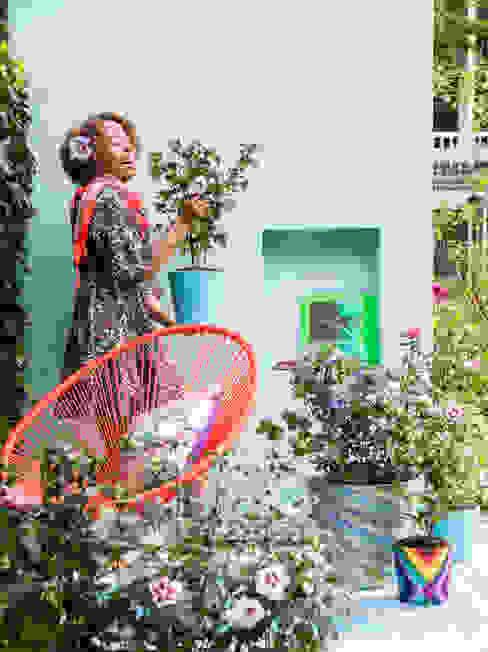 Sommergarten Klassischer Balkon, Veranda & Terrasse von Pflanzenfreude.de Klassisch