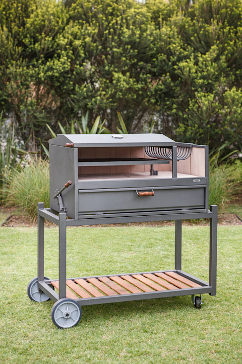 Ñuke Garden Fire pits & barbecues