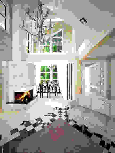 Klassische Wohnzimmer von Helen-Design Klassisch