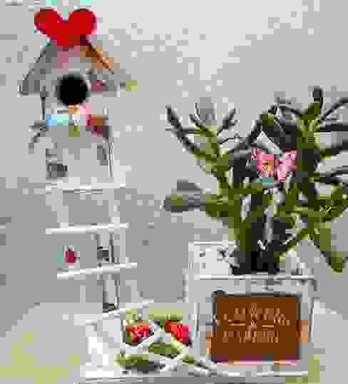 ÇiçekveBahçe Bitki Tasarım Atölyesi 花園植物與花