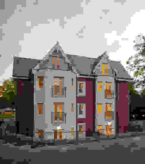 Calverley Park Modern houses by Robyn Falck Interiors Modern