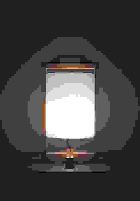Andon II: Masahiro Goto Furnitureが手掛けた折衷的なです。,オリジナル 木 木目調