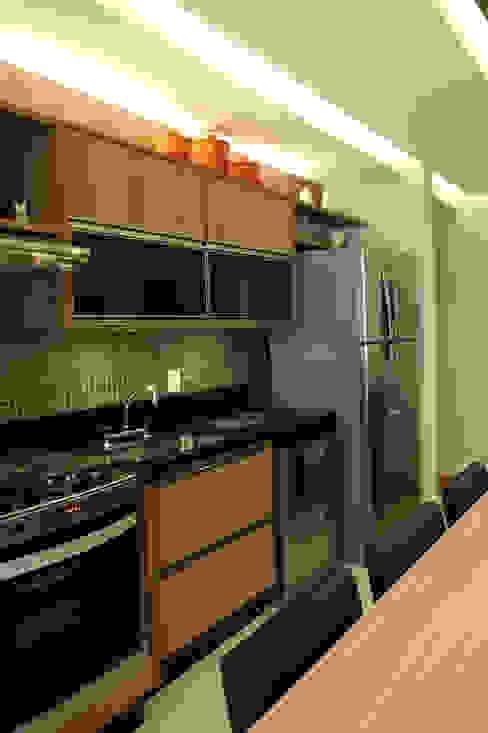 Cocinas de estilo  por Studio 262 - arquitetura interiores paisagismo , Moderno