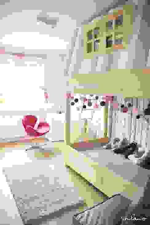 Детская комнатa в скандинавском стиле от Stylano Скандинавский