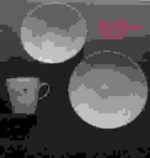 かねと窯点紋シリーズの器: keiichishimizu 丹波かねと窯が手掛けたアジア人です。,和風 陶器