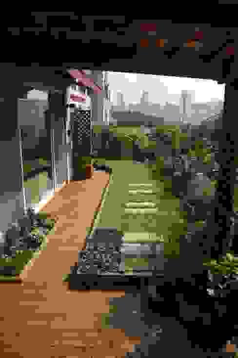 Modern Garden by 푸르네 Modern