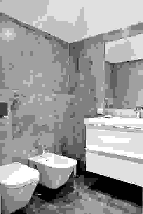 Apartamento no Restelo Casas de banho modernas por phdd arquitectos Moderno