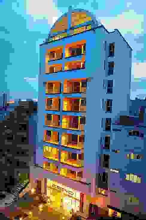 Proyectos Casas modernas de Medina Arquitectos Moderno