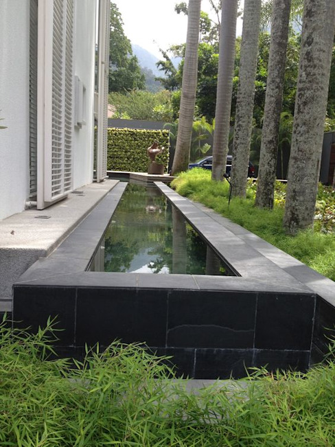 Trabajos ramirez+ramirez arquitectos Casas modernas