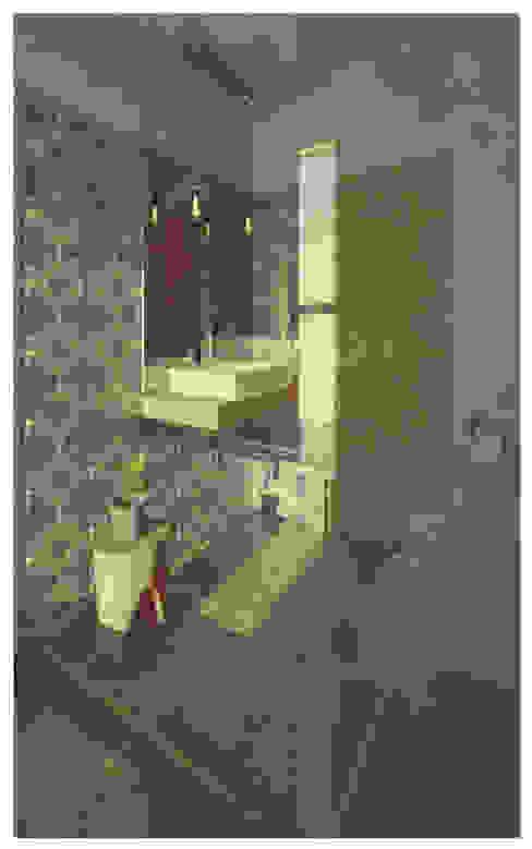 Baños de estilo  por VI Arquitectura & Dis. Interior, Moderno