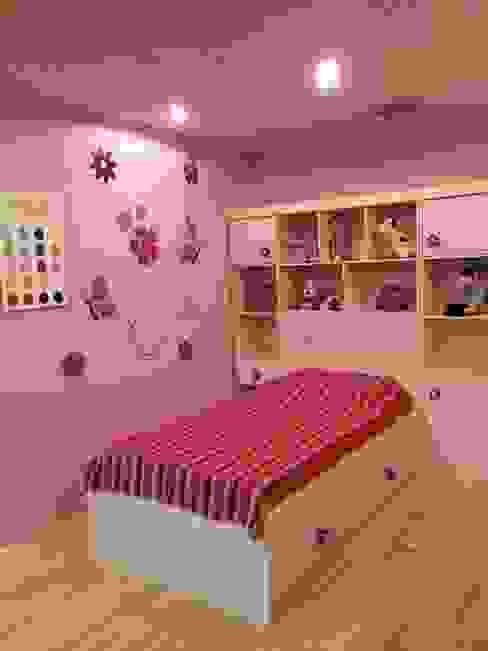 غرفة الاطفال تنفيذ crescere