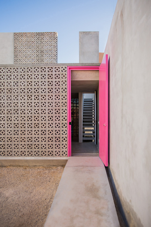 Maisons modernes par TACO Taller de Arquitectura Contextual Moderne