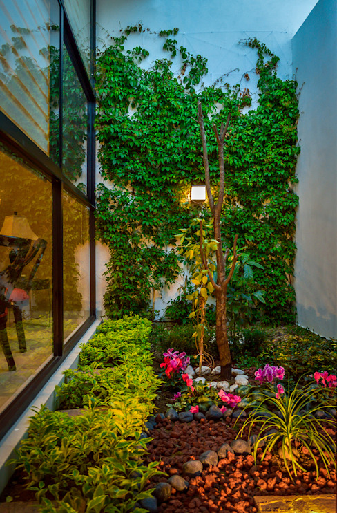Jardines de estilo moderno de Wowa Moderno