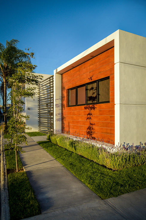 Projekty,  Domy zaprojektowane przez Wowa, Nowoczesny