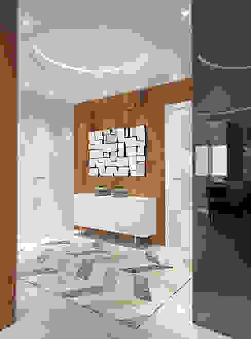 Hall: Corredores e halls de entrada  por Tiago Martins - 3D,