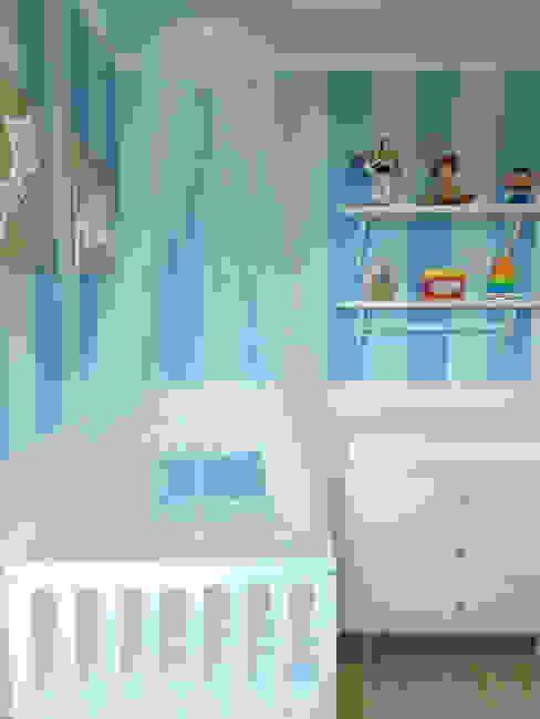 Habitación para Bebé TRIBU ESTUDIO CREATIVO Cuartos infantiles de estilo clásico