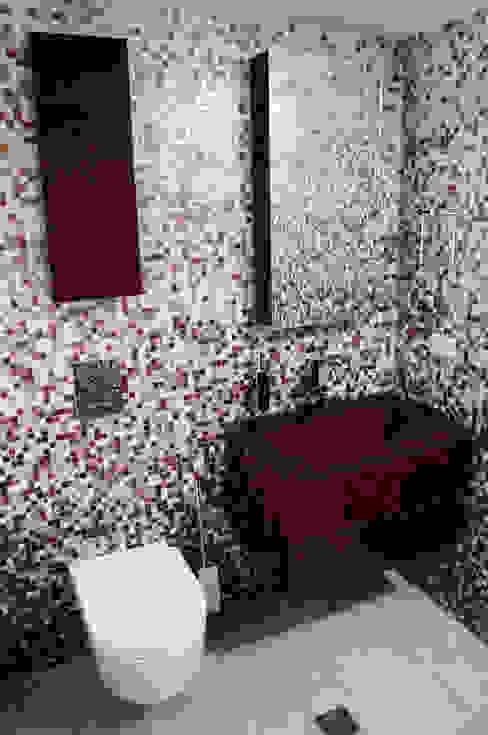 PH 63C: Baños de estilo  por TRIBU ESTUDIO CREATIVO