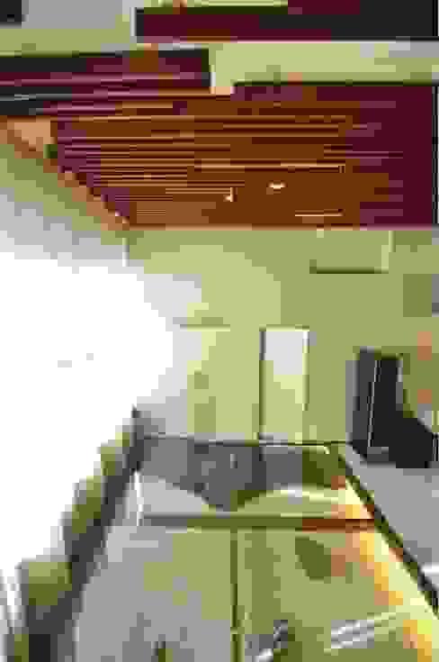Salas / recibidores de estilo  por The White Room, Minimalista