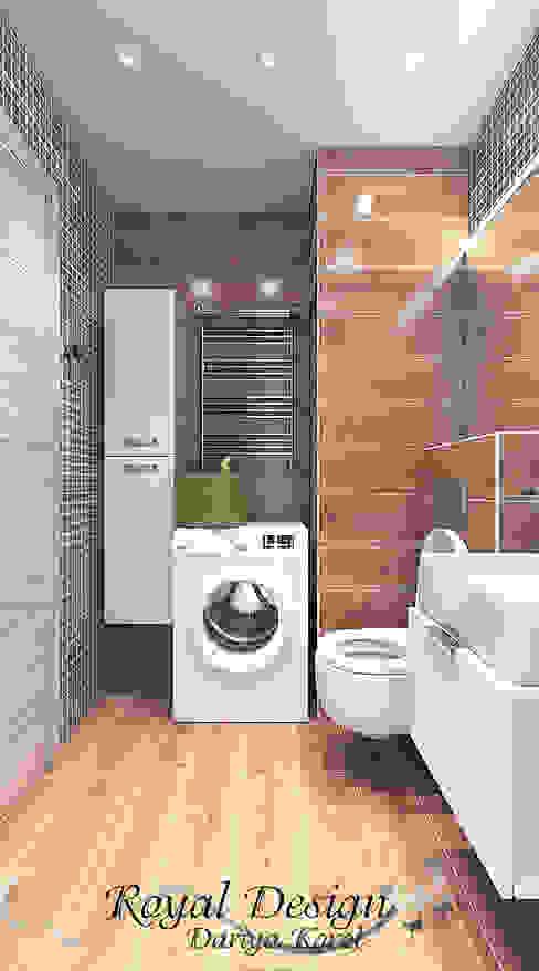 인더스트리얼 욕실 by Your royal design 인더스트리얼 세라믹