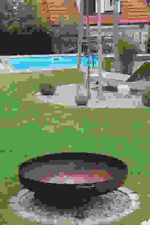 Moderner Familiengarten Lemoni GartenDesign Moderner Garten