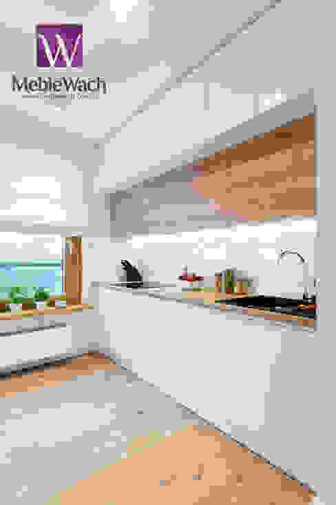 MEBLE WACH CocinaAlmacenamiento y despensa Blanco
