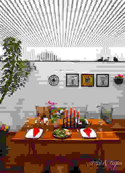 Alfresco Dining Savio and Rupa Interior Concepts 餐廳配件與裝飾品