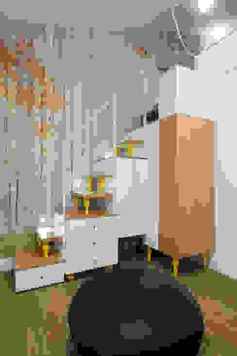 غرفة الاطفال تنفيذ ZETAE Studio,