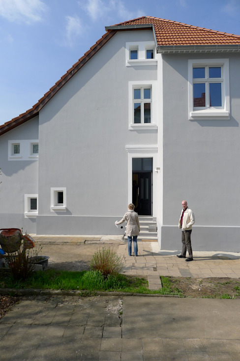 Maisons modernes par puschmann architektur Moderne