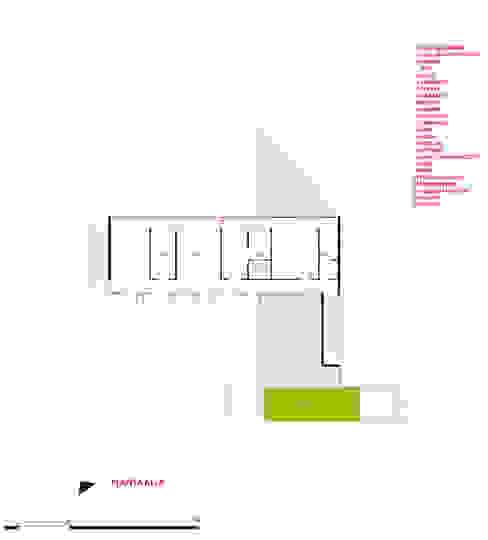 PLANTA ALTA de CCMP Arquitectura