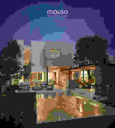 Casa Alor Casas modernas de mousa / Inspiración Arquitectónica Moderno