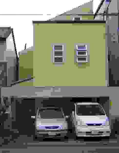 Oleh アース・アーキテクツ一級建築士事務所 Modern Beton