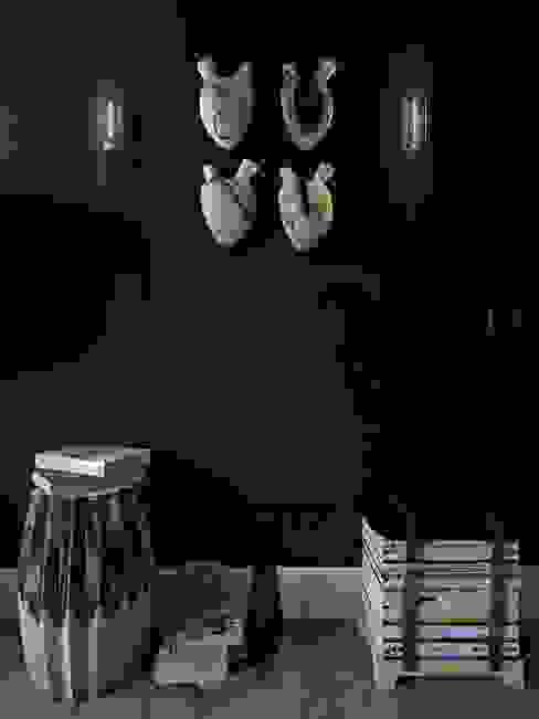 Industrial style bedroom by Дизайн-мастерская 'GENESIS' Industrial