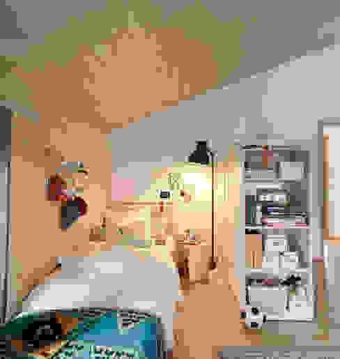 من Burkhard Heß Interiordesign حداثي خشب Wood effect