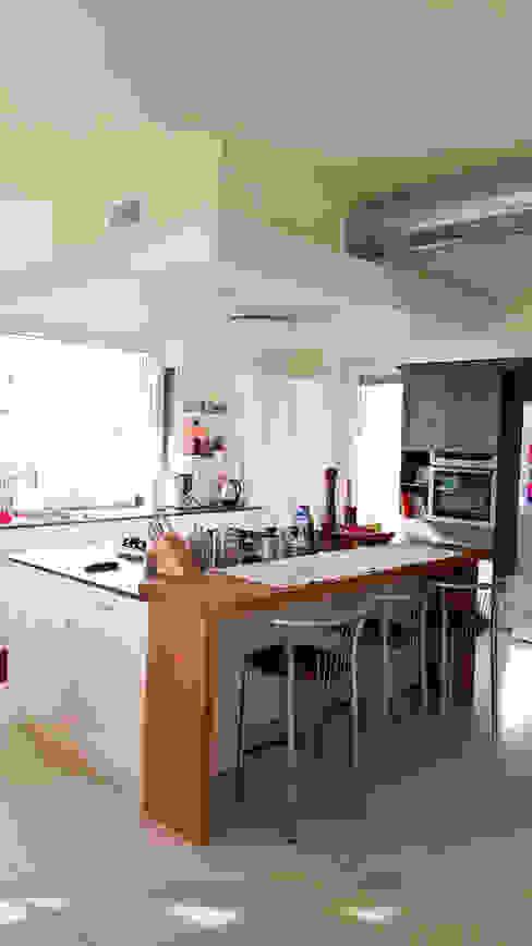 Studio di Architettura Faletto KitchenBench tops