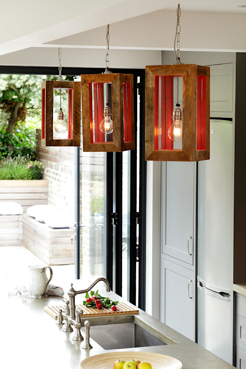 KITCHENS: The Bovingdon Modern kitchen by Cue & Co of London Modern
