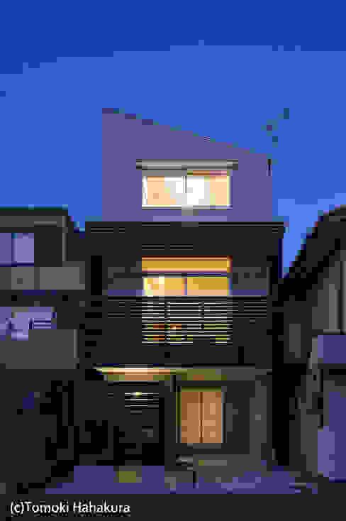 仲間が集う「よりあい」の家 モダンな 家 の I Live Architects/田辺弘幸建築設計事務所 モダン